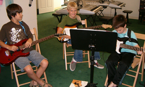 Group Guitar Lessons
